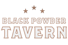 Black Powder Tavern logo